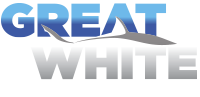 Great White Smiles – Eddie Taylor, DMD Logo